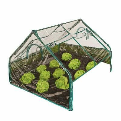 Frame It All PVC Greenhouse Kit 4ft. X 4ft. X 36in