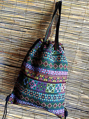 Lot of 3 backpack/shop bag.Fully lined.Colors.Shopping,carry-all.New.Wholesale.