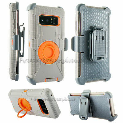 Phone Case For Samsung Galaxy Note 8/ S8 Plus Hybrid Heavy duty Hard Armor Cover