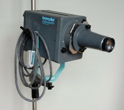 Broncolor Pulso 4 Spot + Optical Snoot - Full Working Order