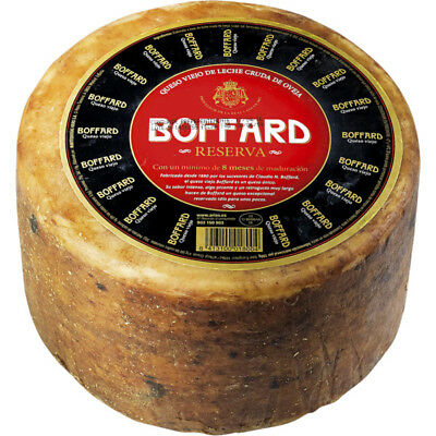 Delicious BOFFARD RESERVA CHEESE Curation: >8 months Priority Mail Tracking Num.