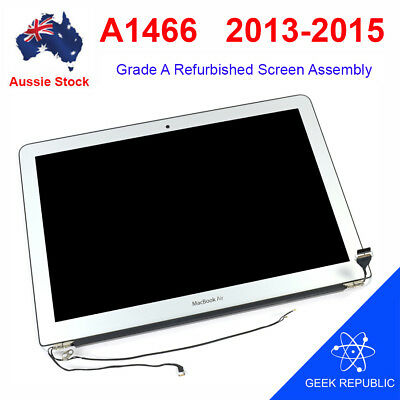 """Grade A Refurbished LCD Screen Assembly for MacBook Air 13"""" A1466 2013 2014 2015"""