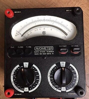 !SALE! AVO 8 MK5  meter excellent condition full working order