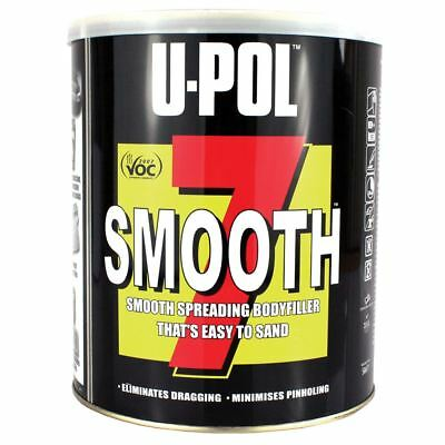Upol Smooth 7 Easy Sand Body Filler 3.5L UPOL 3.5 Litre Smooth 7