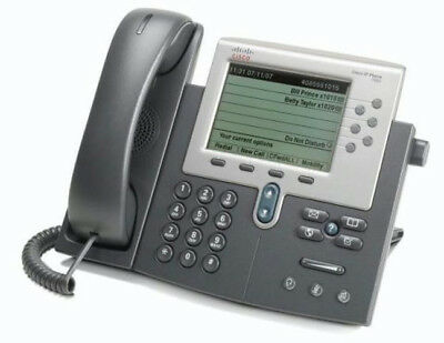 Cisco CP-7962G IP Media Telefon VoIP Telefon  PoE