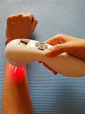 LLLT Laser therapy for pain relief