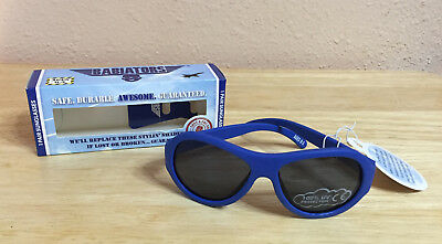 Babiators Blue Angels Blue Original Aviators Ages 0-3