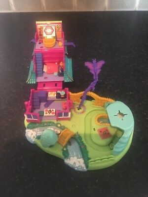 Vintage Polly Pocket Disney's Mulan RARE Playset  #QT03