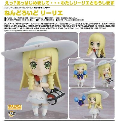 Pokemon Nendoroid Lillie Figure, Good Smile Company, Authentic, Limited Stock