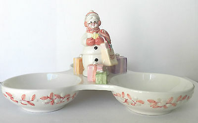 """2003 President's Club Holiday Gift Collection """"avon Snowlady"""" #2 In The Series"""