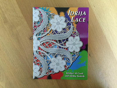 IDRIJA LACE Patterns from Idrija School of Lace - Bridget M Cook
