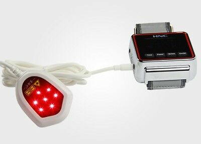 Cold laser therapy wrist device - 18 LED with pain relief pad