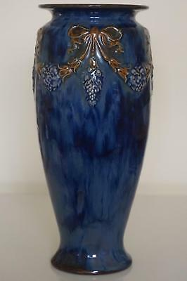Royal Doulton Lambeth Vase - Art Nouveau - Christine Abbot - c.1910