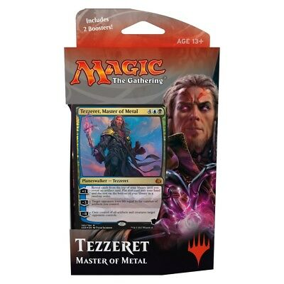 MTG Magic - Aether Revolt - Planeswalker Deck - Tezzeret, Master of Metal