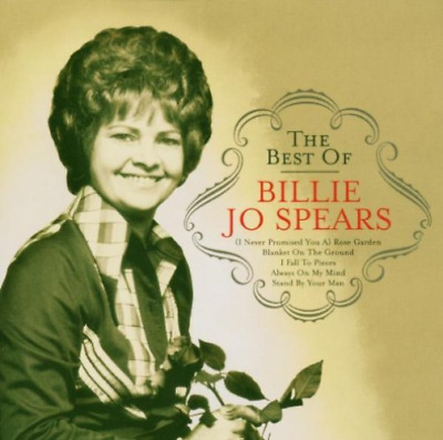 Billie Jo Spears-The Very Best Of  (US IMPORT)  CD NEW