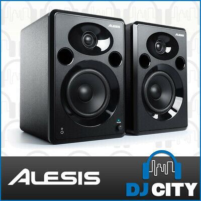 Alesis Elevate 5 Studio Monitor Pair 5 Inch Reference Speakers for Home Office