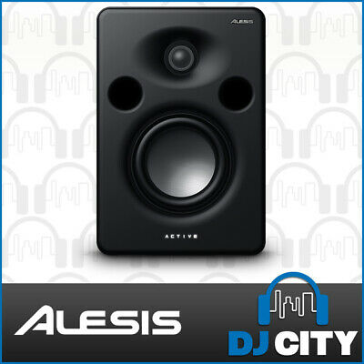 Alesis M1 MK3 Powered Studio Monitor 5 Inch Active Reference Speaker - Single