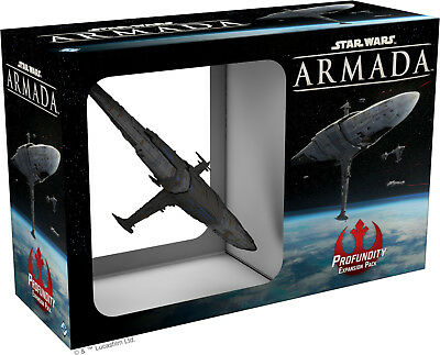 Star Wars Armada Profundity Expansion Pack | - New AUTHENTIC Stock