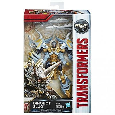 Transformers: The Last Knight Premier Edition Deluxe Figures - Dinobot Slug