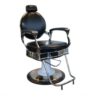 Hairdressing Salon Styling Vintage Antique Hydraulic Cutting Furniture Chair