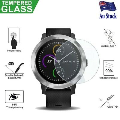 For Garmin Vivoactive 3 | Vivomove HR Tempered Glass Screen Protector Film Guard