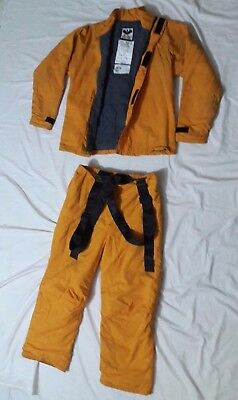 Viking solas fighter suit structural costumes turnout bunker gear size 54 /large