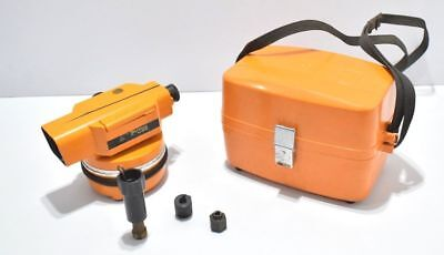 THEIS WOLZHAUSEN construction level theodolite leveling instrument made Germany