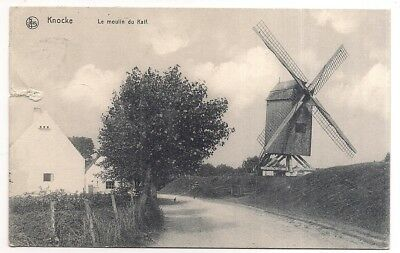 knocke , le moulin du kalf