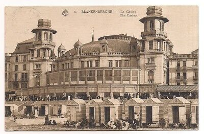 blankenberghe , le casino