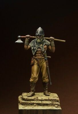 Viking with an axe Painted Toy Soldier Miniature Pre-Order | Museum Quality