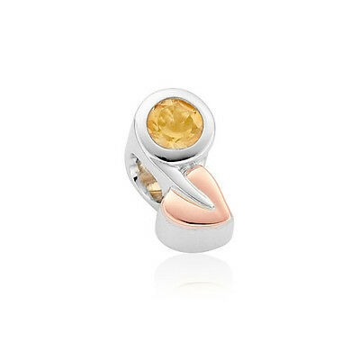 NEW Clogau Silver & Rose Gold Tree of Life Birthstone Charm £100 off! NOVEMBER