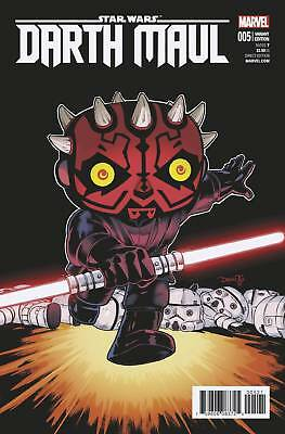 Star Wars Darth Maul #5 Olortegui Funko 1:25 Variant