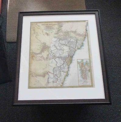 New South Wales. 1833.