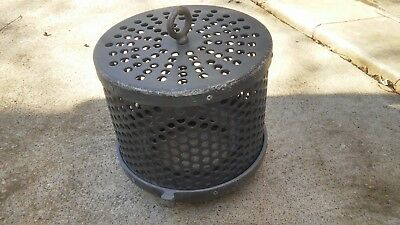 4-1/2 Inch Strainer for  Fire Engine B