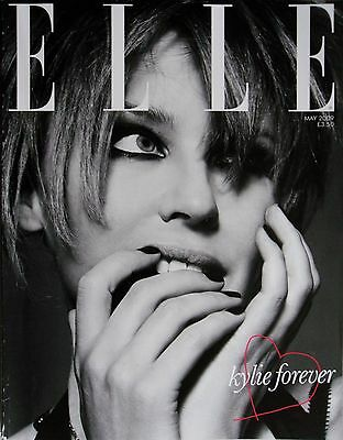 Kylie Minogue * Elle Exclusive * Collector's Edition Cover * May 2009 * Htf!