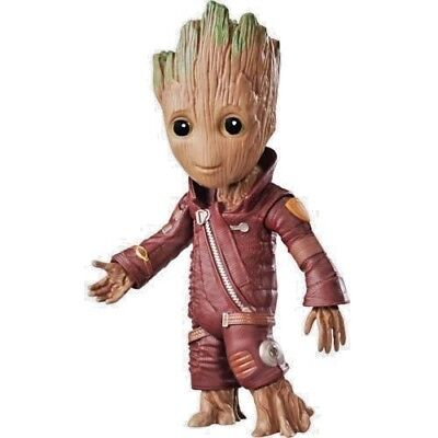 "Guardians of the Galaxy Vol.2 Baby Groot 10"" Figure Exclusive Hot Toys NEW"