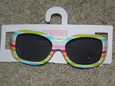 "GYMBOREE ""Spring Rainbow"" Sunglasses Size 2-4 years~ New!"