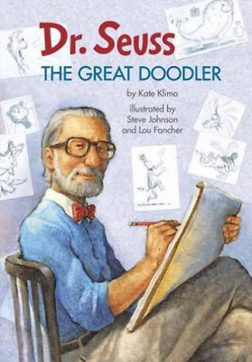 Kate Klimo-Dr. Seuss: The Great Doodler  (Us Import)  Book New