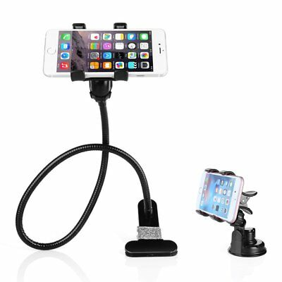 BESTEK Gooseneck Cell Phone Holder Car Phone Mount, Fits iPhone 7s/7 plus/ 6s