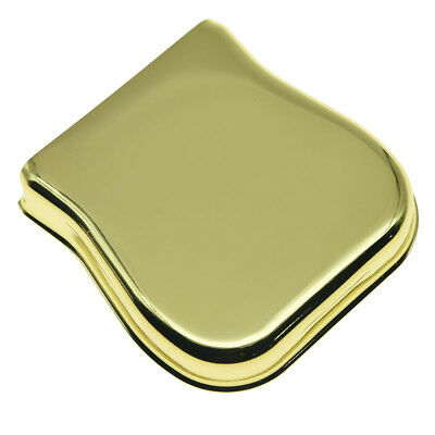 KAISH Vintage Ashtray Tele Bridge Cover Protector for Fender Telecaster Gold