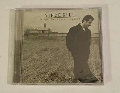 Vince Gill High Lonesome Sound New Cd Sealed