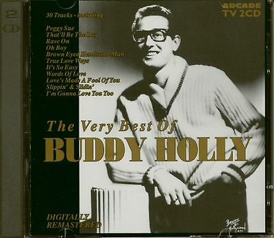 Buddy Holly - The Very Best Of Buddy Holly (2-CD) - Rock & Roll