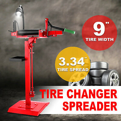 """New Manual Car With Light Truck Tyre 3.34"""" Spreader Tire Tyre Changer Repair"""