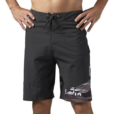 Men s Reebok ONE Series ACTIVChill Force Nasty CORDURA® Board Shorts  Training ba21f1ad853