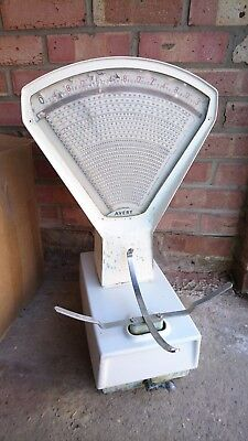 Vintage Avery Scales weighing up to 3lbs, Tray missing spare or repair
