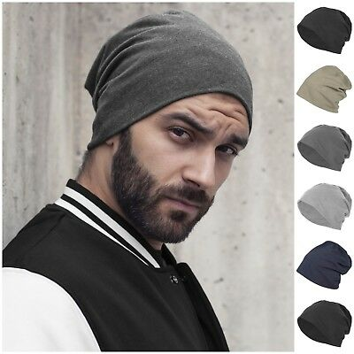 b244857d34f Beanie Hat Skater Ski Sports Cycling Cotton Beanie Skull Cap Hat Winter  Stretch