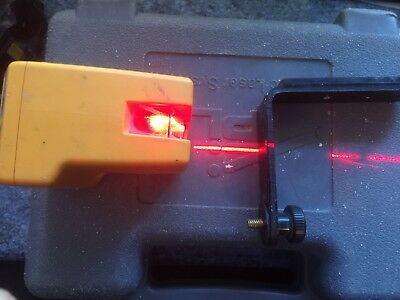 PLS 180 Cross Line Laser Level Just Serviced