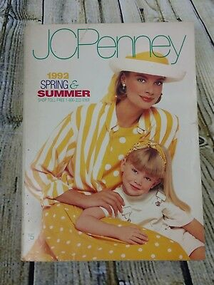 JCPenney Spring And Summer 1992 Catalog