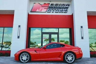 2007 Ferrari 599 Fiorano Coupe 2-Door 2007 FERRARI 599 GTB - FULLY SERVICED - NEW CLUTCH - AMAZING CONDITION - FLORIDA
