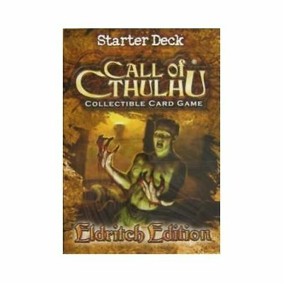 Call of CTHULHU Starter Eldritch Edition VO NSB